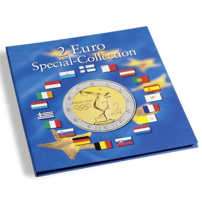 EUROCOL2EU Альбом для монет 2 евро