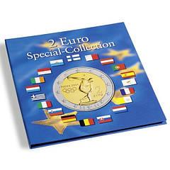 Альбом Leuchtturm для монет 2 евро