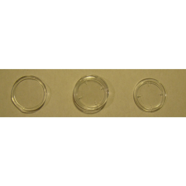 Капсулы 13,92 мм для золотых монет НБУ номиналом 2 грн.