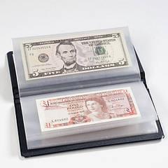 POCKETBN Альбом для банкнот