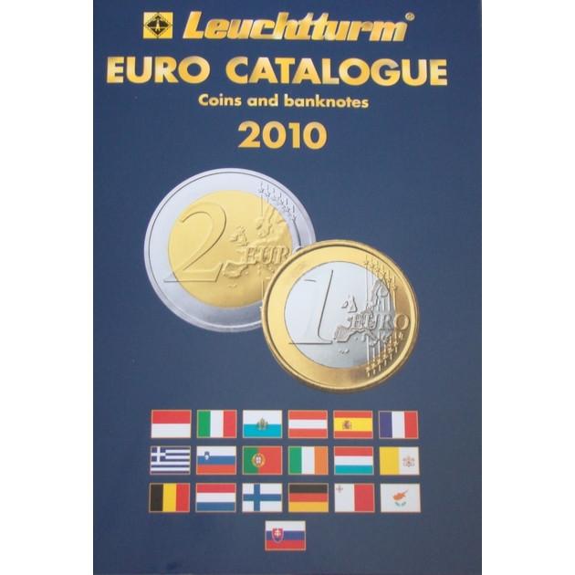 EUROKAT10ENG Полный каталог евромонет 2002-2010 (англ.яз)