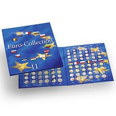 Альбом для наборов Евромонет (новые страны) EUROCOL2