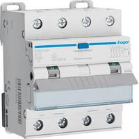 Диференціальні автоматичні вимикачі тип В