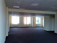 Аренда офиса 296 м2 (Open Space + кабинеты + сануз.). Евроремонт свежий. В центре Киева