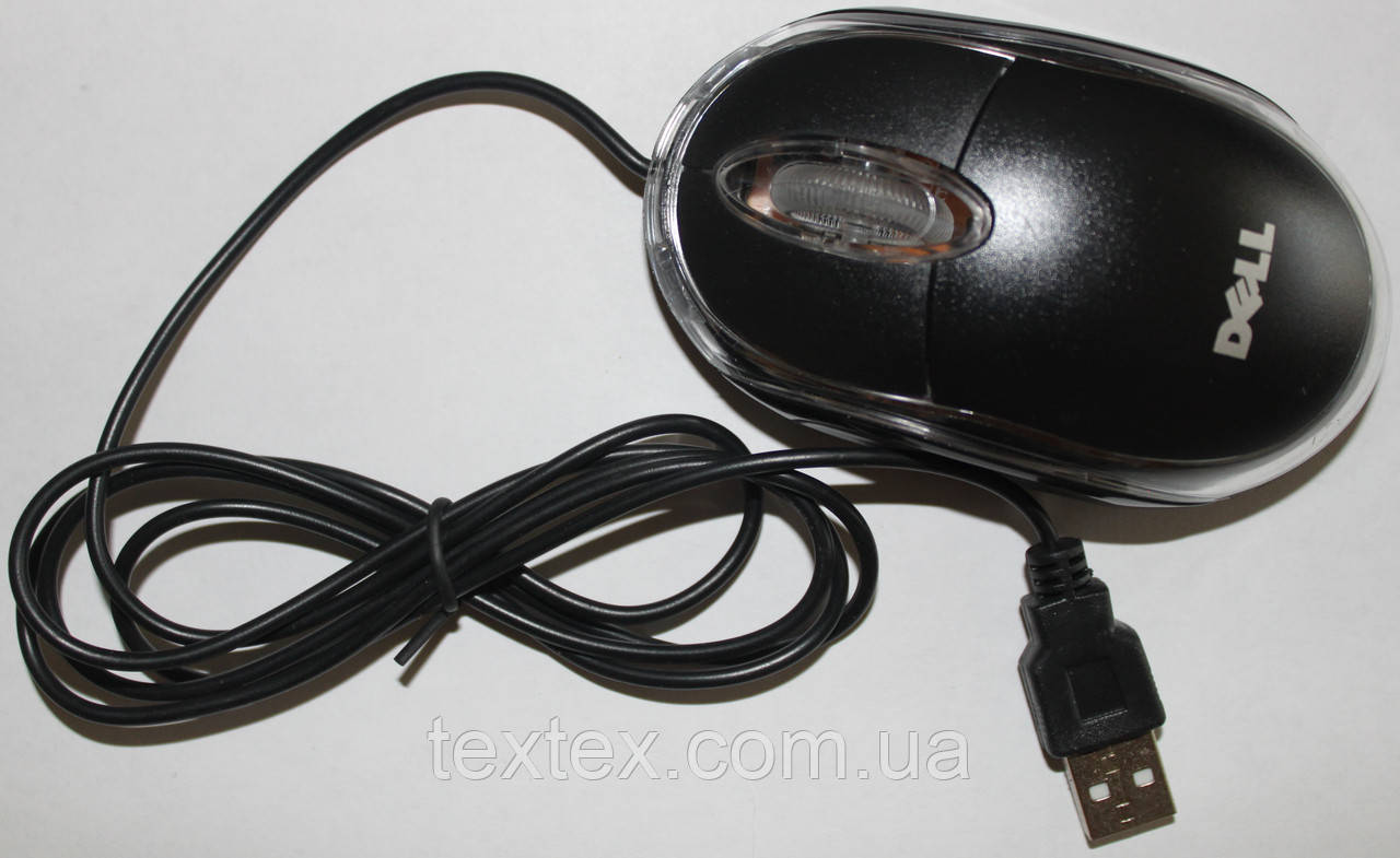 Мышь компьютерная проводнаяUSB интерфейс