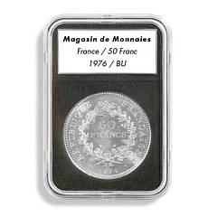 Слаб Leuchtturm для монет внутренний диаметр 37 мм