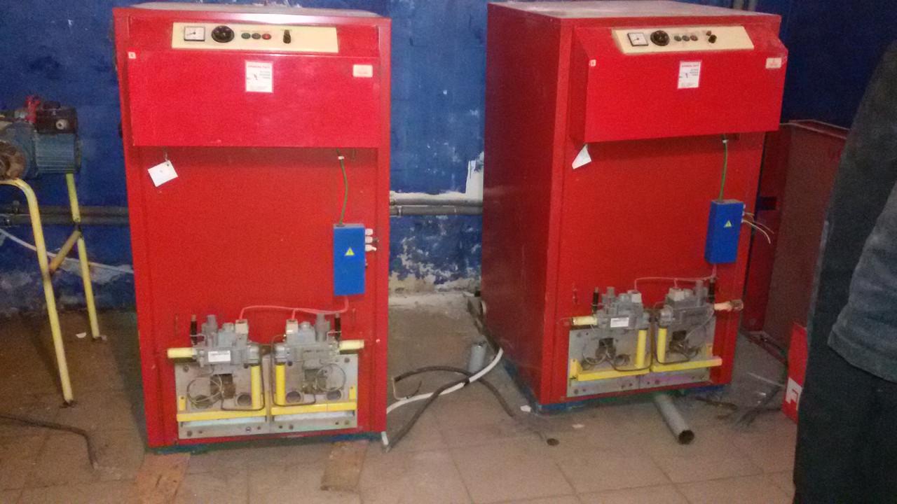 Монтаж систем отопления в Харькове