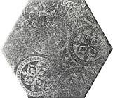 Плитка облицовочная Атем Hexagon Kyly Mix GR 182x210