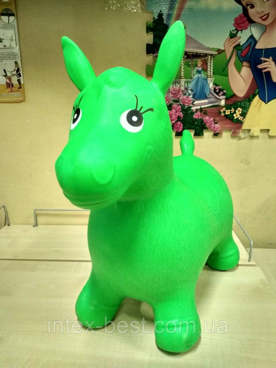 Прыгун-лошадка MS 0001 (Зеленый)