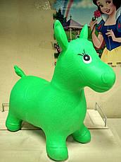 Прыгун-лошадка MS 0001 (Зеленый), фото 3