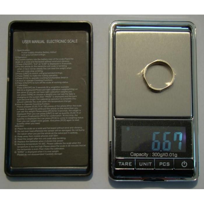 Весы CN электронные от 0,01 до 300 г