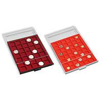 Бокс для монет  (размер ячейки 64*64 мм), для 20 грн. НБУ серебро MB12