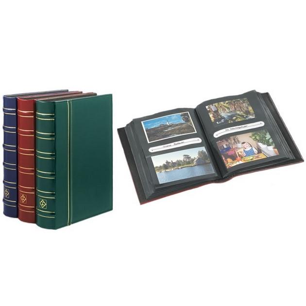 MULTI200R Альбом многоцелевой для 200 открыток,писем, конвертов, фотографий