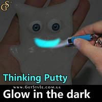 """Игрушка Растягивающийся магнит - """"Thinking Putty"""" - Оригинал! , фото 1"""