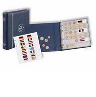 Альбом Leuchtturm NUMIS для монет евро