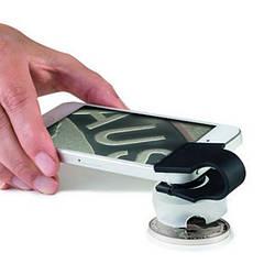 Макролинза Leuchtturm для смартфона с увеличением 60 крат