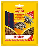 Sera reptil Profess. Herbivor - корм д/травоїдн. рептилій 20 г