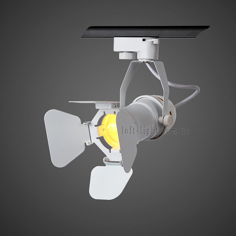 Прожектор трековый   лофт  61-GD01-1 WH трек