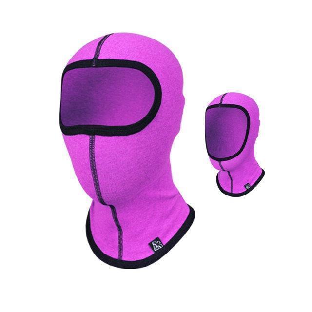 Балаклава Radical Silver S, маска, подшлемник Розовый