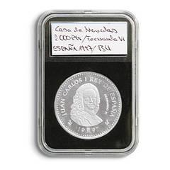 Слаб Leuchtturm для монет внутренний диаметр 28 мм