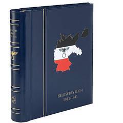 Альбом Leuchtturm, иллюстрированный, Германская империя 1933-1945