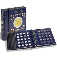 Альбом VISTA для  монет номиналом в 2 евро
