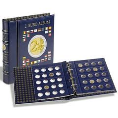 Альбом Leuchtturm, VISTA для  монет номиналом в 2 евро