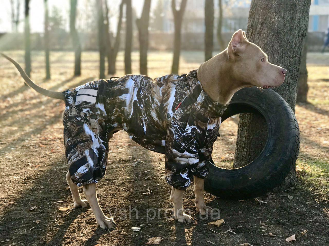 a87f4d23b0ef Одежда Комбинезон для Собак больших пород EXtrim-Z (+флис), мембрана ...