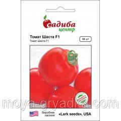"""Насіння томатів Шаста F1 10 нас. ТМ""""Садиба Центр"""""""