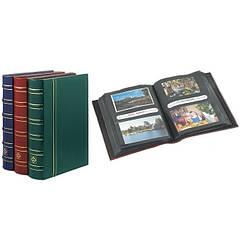 Альбом многоцелевой для 200 открыток,писем, конвертов, фотографий, синий