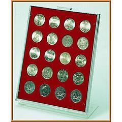 Подставка Lindner для монетных боксов