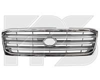 Решетка радиатора Toyota Land Cruiser 100 98-05 хром (FPS) 5310160270