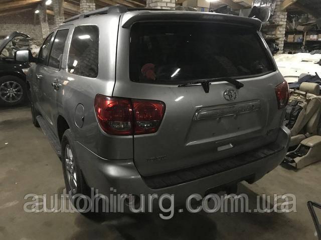 Разборка на запчасти и комплектующие ToyotaSequoia