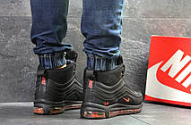 Высокие зимние кроссовки Nike air max 97,зимние,черные 41,44,45р, фото 3