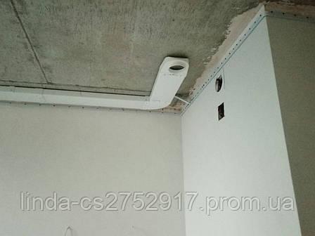 Монтаж бытовой вентиляции в Одессе скидка 10%, фото 2