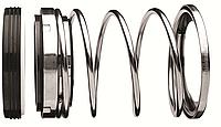 Торцовое уплотнение механическое ( mechanical seal - tenuta meccanica ) к насосу  LOWARA FCE FHEFHS FHF FCS