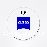Линза для очков Zeiss (Германия) SV 1,5 Uncoated