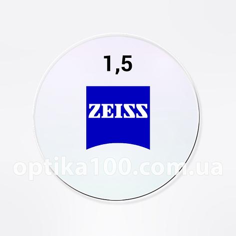 Линза для очков Zeiss SV 1,5, фото 2