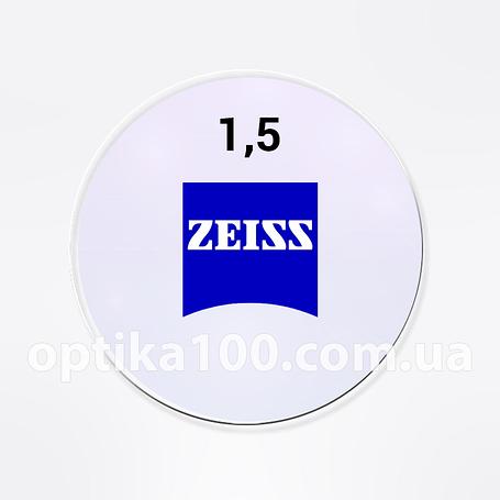 Компьютерная линза для очков Zeiss DV BlueProtect 1,5, фото 2