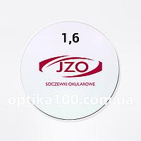 Утонченная линза для очков JZO Praktis 1,60 AR