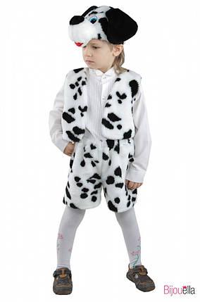 Дитячий карнавальний костюм Собака Батік для хлопчика маскарадний костюм собачка далманинец, фото 2