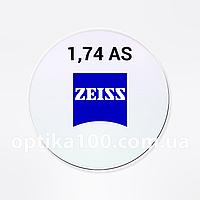 Асферическая утонченная линза Zeiss SV AS 1,74 DV Platinum
