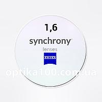 Утонченная линза Synchrony ZEISS SV 1,6 HMC+
