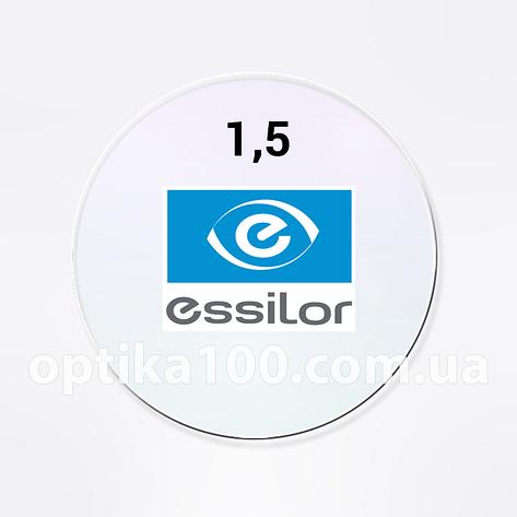 Французская линза для очков Essilor 1,5 Orma Trio Clean, фото 2