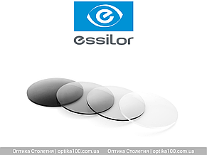 Фотохромная линза Essilor Orma Acclimates Trio. Затемнение до 81-84%, фото 2