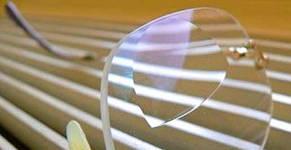 Біфокальні лінзи для окулярів з покриттям і без, фото 2