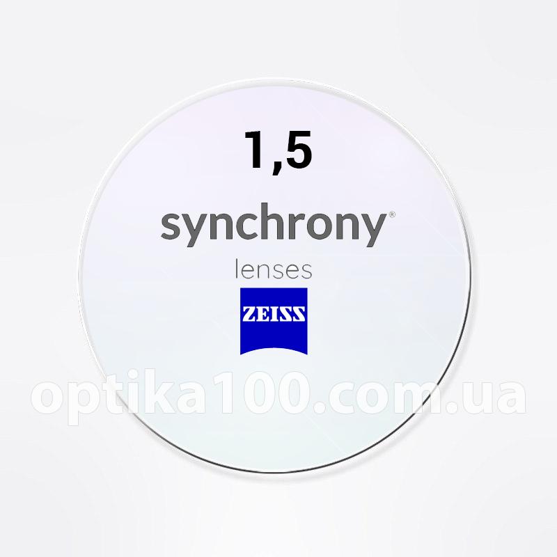 Линза Zeiss Synchrony SV 1,5 HMC. Германия