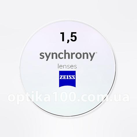 Линза Zeiss Synchrony SV 1,5 HMC. Германия, фото 2