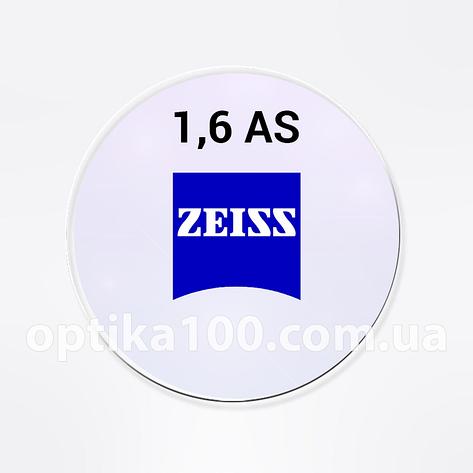 Компьютерная утончённая линза для очков Zeiss DV BlueProtect 1,6 AS, фото 2