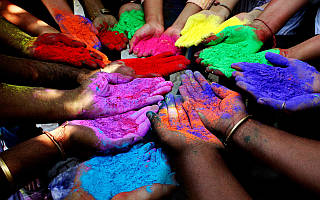 Эмали и Сухие краски